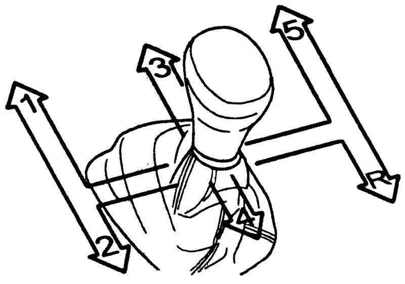 Как правильно переключать передачи на механике