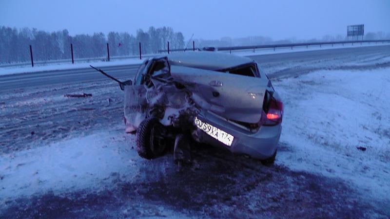 Смертельное ДТП 3 апреля, дорога Южноуральск - Магнитогорск