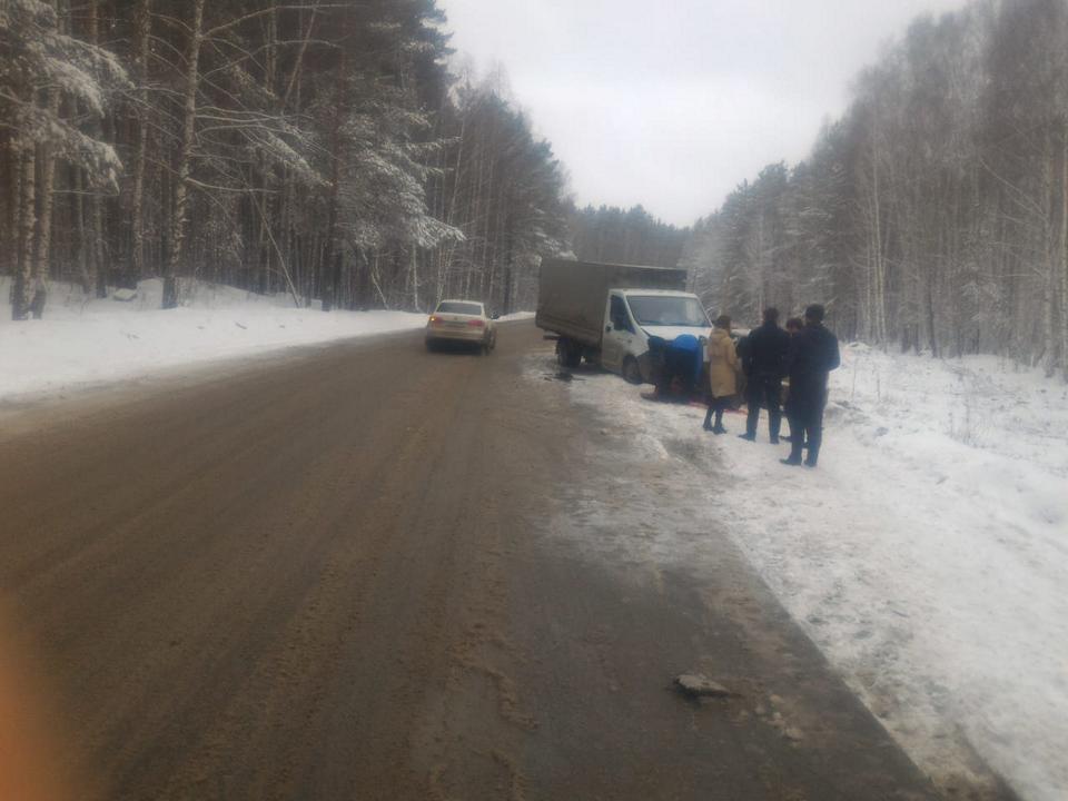 ДТП 4 апреля на трассе Чебаркуль-Миасс: водитель автомобиля Дэу от полученных травм скончался до приезда скорой