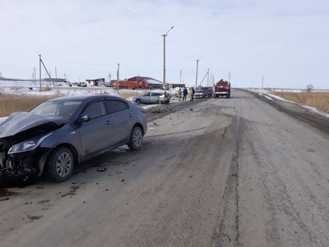 Страшная авария произошла днем 17 февраля в Варненском районе на 84-м км дороги Черноречье – Бреды.