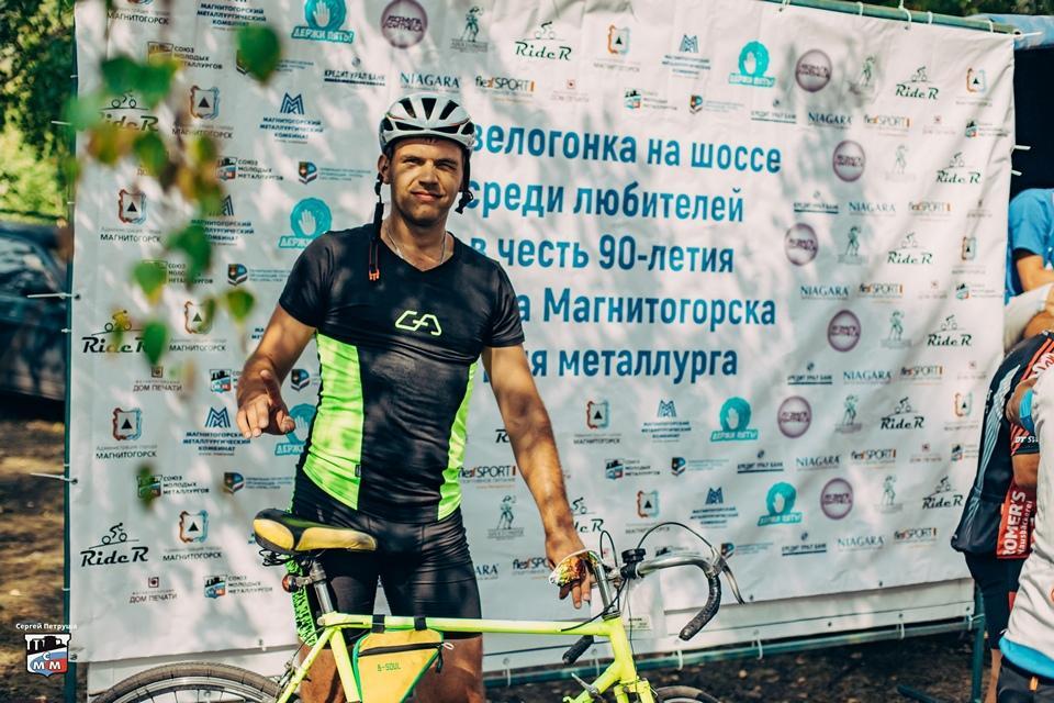 Итоги 11 велогонки Банное-Магнитогорск от 27 июля 2019