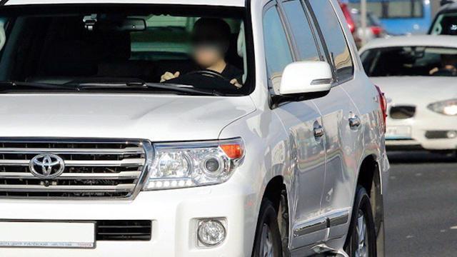 Начальника районного отдела ГИБДД Башкирии уволили за покупку внедорожника Toyota Land Cruiser