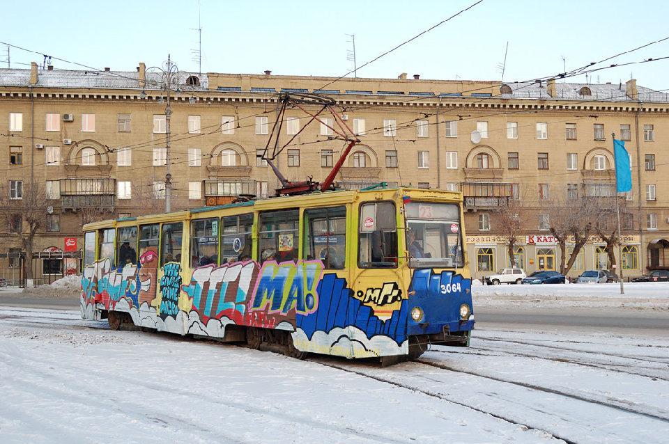 В Магнитогорских трамваях установили видеорегистраторы