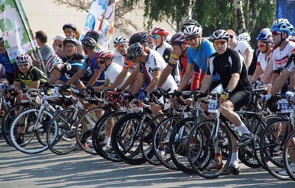 Результаты 10 юбилейной велогонки Магнитогорск-Банное 21 июля 2018