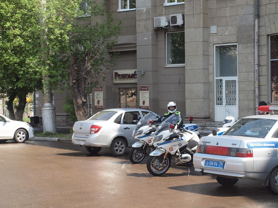 В период с 17 мая по 19 мая  2019 года на территории города Магнитогорска проводится профилактическое мероприятие «Мотоциклист».