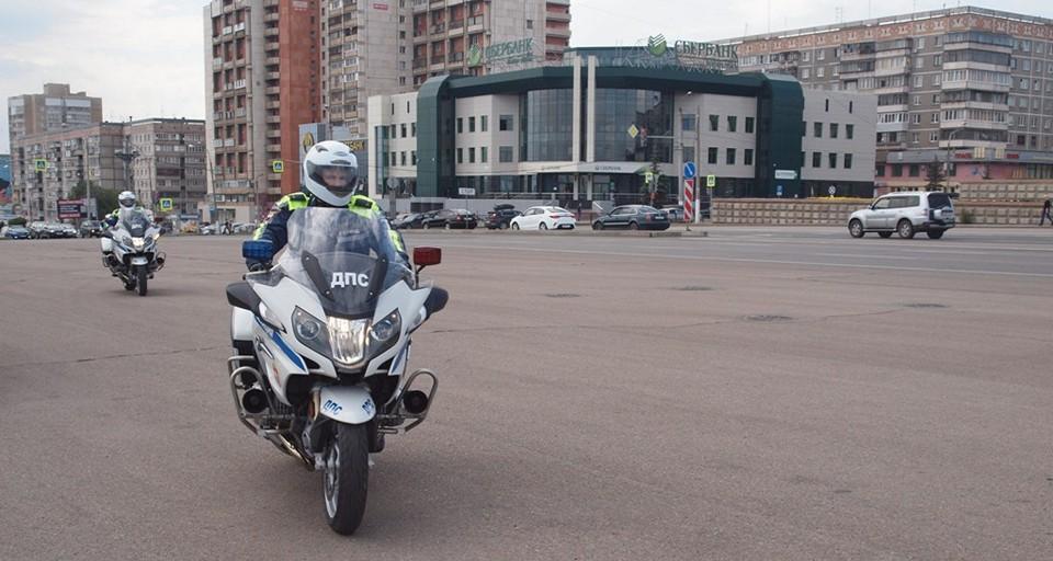 Итоги рейда «Мотоциклист»